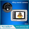 Apartment, Hotel Door Bell with Camera Electronic Peephole with Metal Camera