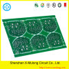 2L HASL PCB Green Solder Mask PCB