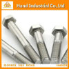 Stainless Steel Fastener Hex Head Bolts-Half Thread Bolt