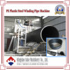 PE Plastic Steel Winding Pipe Making Machinery