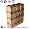 China Factory Brown Kraft Paper Bag / Custom Logo Printing Kraft Paper Bag