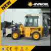 Construction Machinery Wz30-25 Backhoe Loader