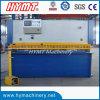 QC11Y-4X2500 Hydraulic guillotine shearing cutting machine