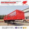 High Fence Cargo Trailer for Bulk Carrier