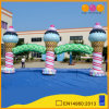 Outdoor Decoration Inflatable Ice Cream Arch for Sale