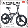 "20""Alloy One Piece Wheel Box Tube BMX Bicycle (ABS-2018S)"