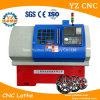 Ce Certificate High Precision Awr Alloy Wheel CNC Lathe Machine