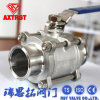 3PC Clamp Type Floating Ball Valve
