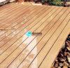 Wood Plastic Composite Laminated Flooring WPC Plank Outdoor Flooring Decking