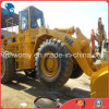 Cat-3306-Diesel-Engine 20ton Used 2006~2009 Sandstone-Delivery 40hq-Container-Shipping Caterpillar 966e Wheel Loader