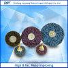Clean and Strip Discs Circular Shaft Wheel