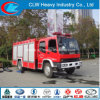 Isuzu New 4X2 Fire Fighting Water &Foam Fire Truck