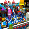 Niuniu Creative Commercial Kids Indoor Plastic Playground