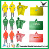 Hooded Outdoor Waterproof PVC Raincoat