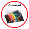 72 Color Pencil Set Custom Branded