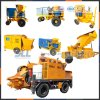 Easy Operation Diesel Type Shotcrete Equipment