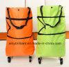 Foldable Shoulder Shopping Bag for Trolley