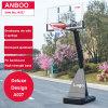 Indoor&Outdoor Portable Adjustable Height Basketball Hoop Stand