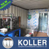 China 3 Tons Containerized Ice Block Making Machine for Fishery