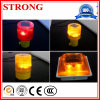 Solar Warning Light, Solar Traffic Cone Light, Solar LED Flashing Light