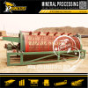 Small Rotary Screen Ore Dressing Machine Gold Mining Wash Plant