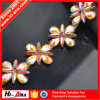 Over 95% Accessories Exported Top Quality Rhinestone Applique Trim