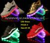 Children Latest Flash Light LED Shoes Sub Plug-in Luminous LED Shoes (FF326-3)
