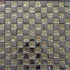 Decoration Wall Tiles Bathroom Tile Kitchen Glass Mosaic Tile (JJ1828)