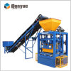 Qt4-24 Concrete Hollow Block Making Machine/ Solid Brick Making Machinery