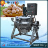 Tilting Jacketed Commercial Egg Cooking Boiler