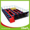 Indoor Sport Trampoline Park with Basketball