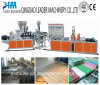 for Roofing PVC Corrugated Sheet Extrusion Machine