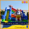 American Football Theme Inflatable Fun City Slide (AQ01567)