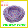 Soft Comfortable Coral Velvet Dog Cat Beds (WY1610112-3A/C)