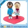 Customized Polyresin Couple Bobble Head for Wedding