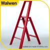 2 Step Plastic -Sprayed Foldable Attic Ladder