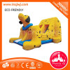 Children Inflatable Indoor Playground Inflatable Cartoon Inflatable House