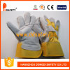 Ddsafety 2017 Cow Split Leather Work Gloves