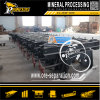 Placer Gold Ore Mining Machine 6s Gold Shaking Table Concentrator
