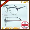 New Unsex Clear Sunglasses with Free Sample (F14453)