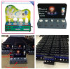 Customized LED Lights Demo Case E27 E14 GU10 MR16