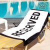 Reserved Novelty Holiday Beach Towel