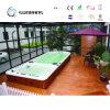 5.8m Free Standing Rectangular Frame Swimming Pool