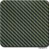 Tsautop Tstd711-1 1m Width Carbon Design Aqua Print Hydrographic Film