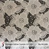 Fall-Plate Big Flower Fabric Lace for Garment (M1386)