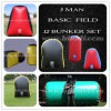 Funny Giant Durable Inflatable Bunker Field, Paintball Air Field, Millennium Field Paintball Bunkers K8006