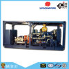 Ship Hulls High Temperature Syrup Line Cleaning (JC98)