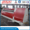 W12S-25X3200 four rollers Hydraulic Stainless Steel Plate Bending Rolling Machine