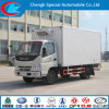 Refrigerator Van Delivery Meat Freezer Food Frozen Truck