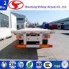3 Axle Flatbed/Platform Semi Trailer for Tractor Truck